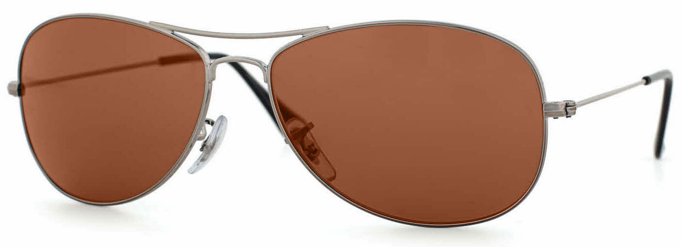 Ray-Ban RB3362 - Cockpit Prescription Sunglasses