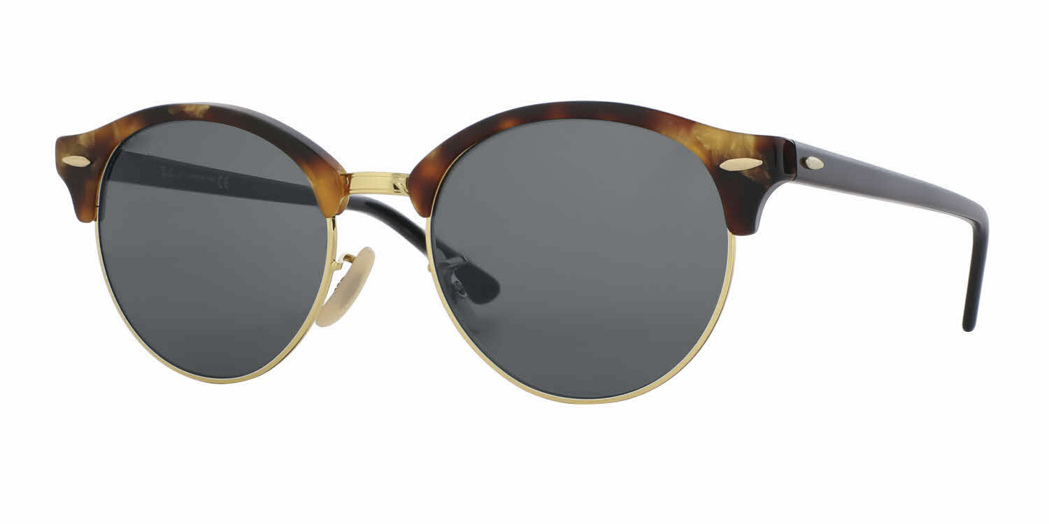 Ray-Ban RB4246 - Clubround Prescription Sunglasses