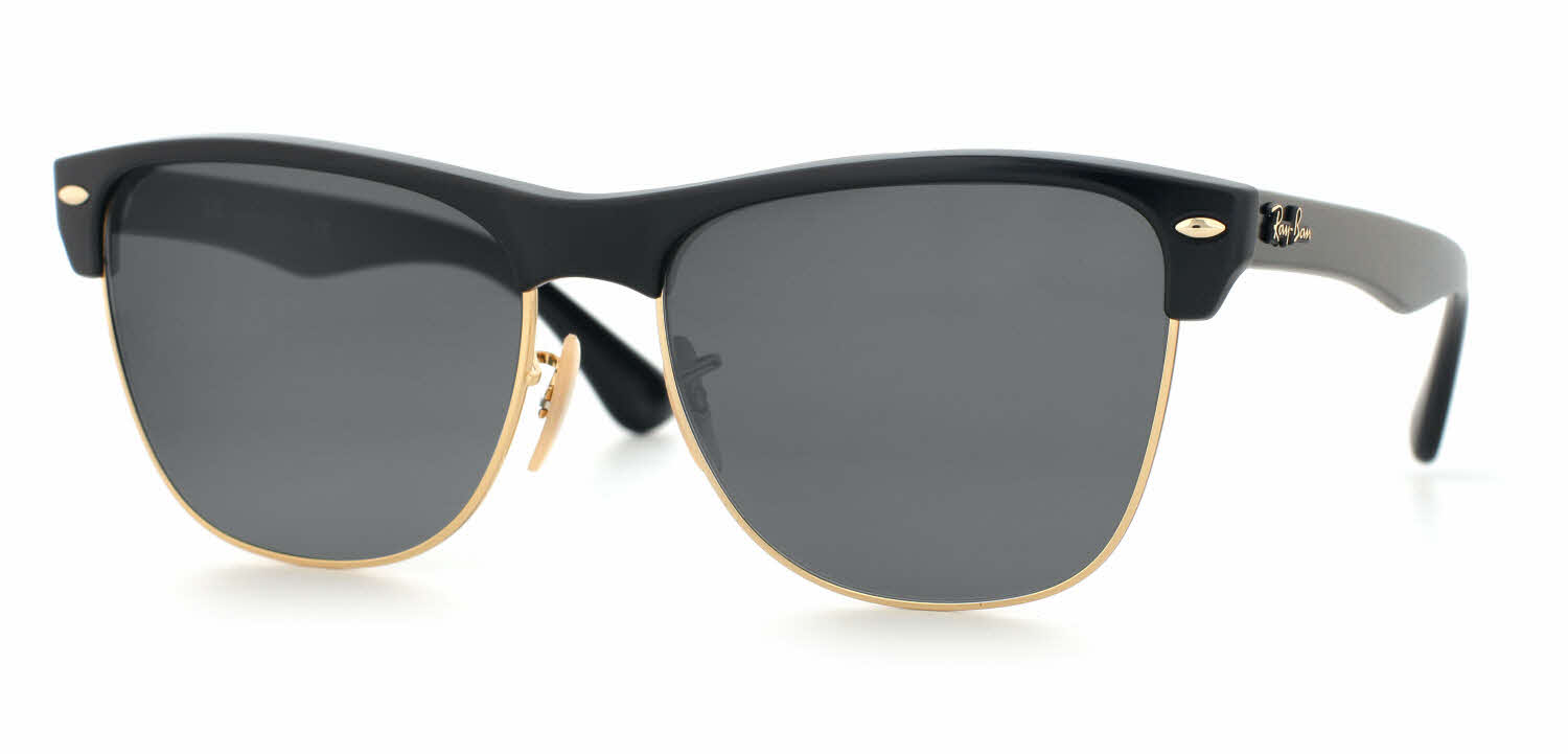 Ray-Ban RB4175 - Oversized Clubmaster Prescription Sunglasses