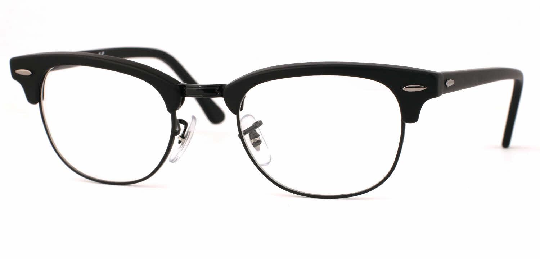 Ray-Ban RX5154 Clubmaster Eyeglasses: Browline Classic ...