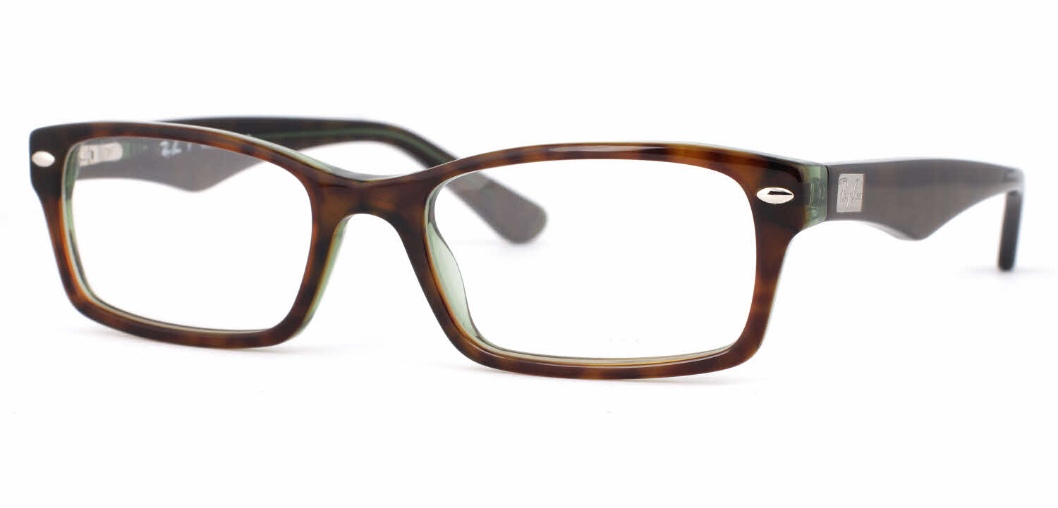 Pics Of Glasses Frame : Ray-Ban RX5206 Eyeglasses Free Shipping