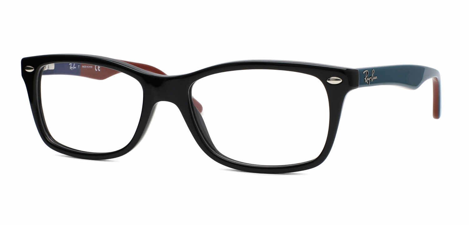 Ray Ban Glasses Large Frame : Ray-Ban RX5228 Eyeglasses Free Shipping
