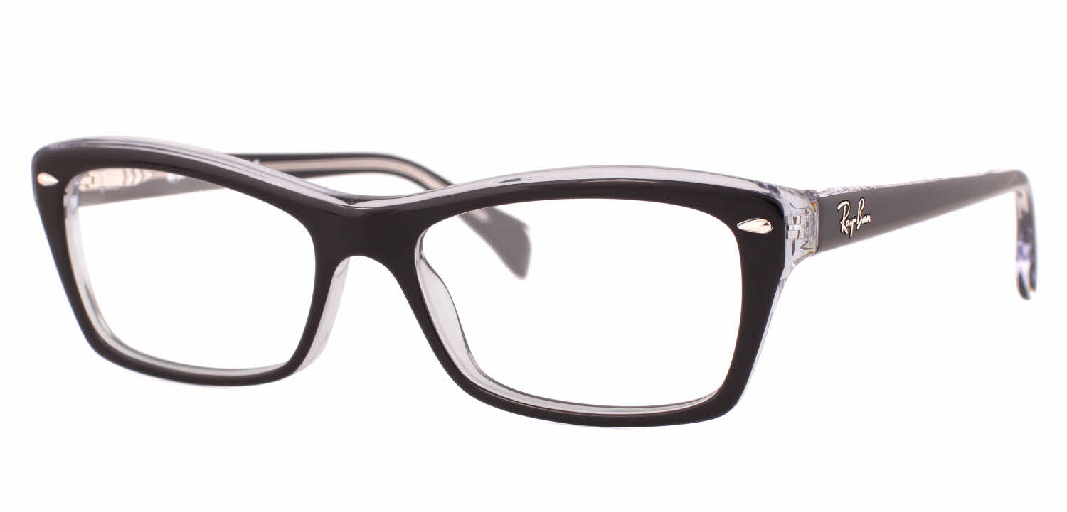 Ray Ban Glasses Large Frame : Ray-Ban RX5255 Eyeglasses Free Shipping