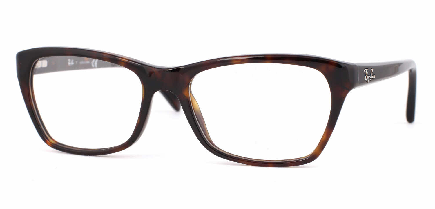 ray ban dark havana glasses