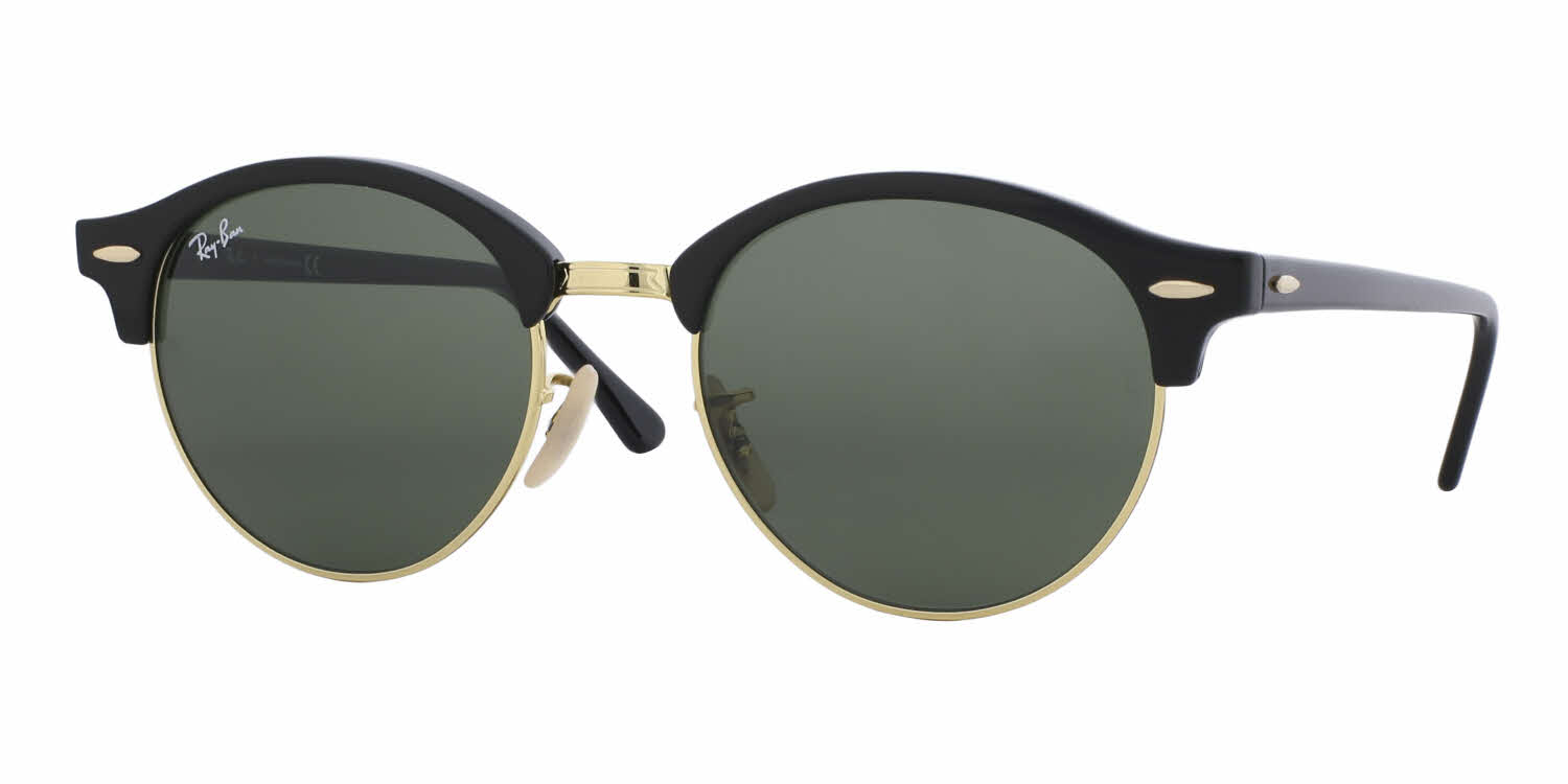 feaa069db91 Ray-Ban RB4246 - Clubround Sunglasses