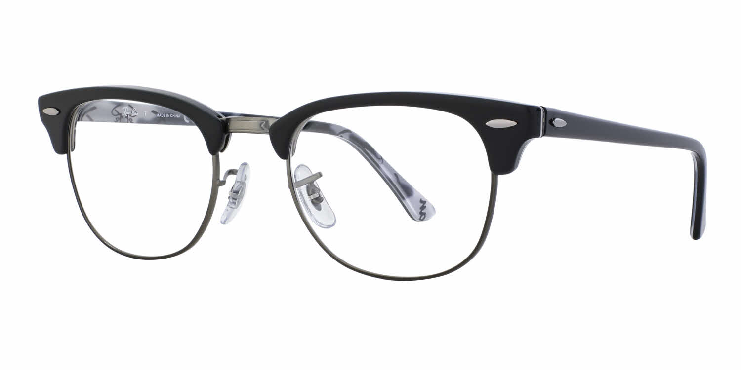 ray ban havana prescription glasses  ray ban rx5154 clubmaster eyeglasses