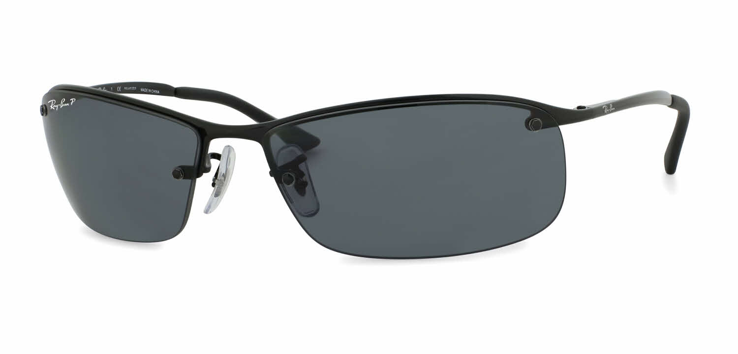 cheap sunglasses ray ban sale  Ray-Ban RB3183 - Top Bar Square Sunglasses