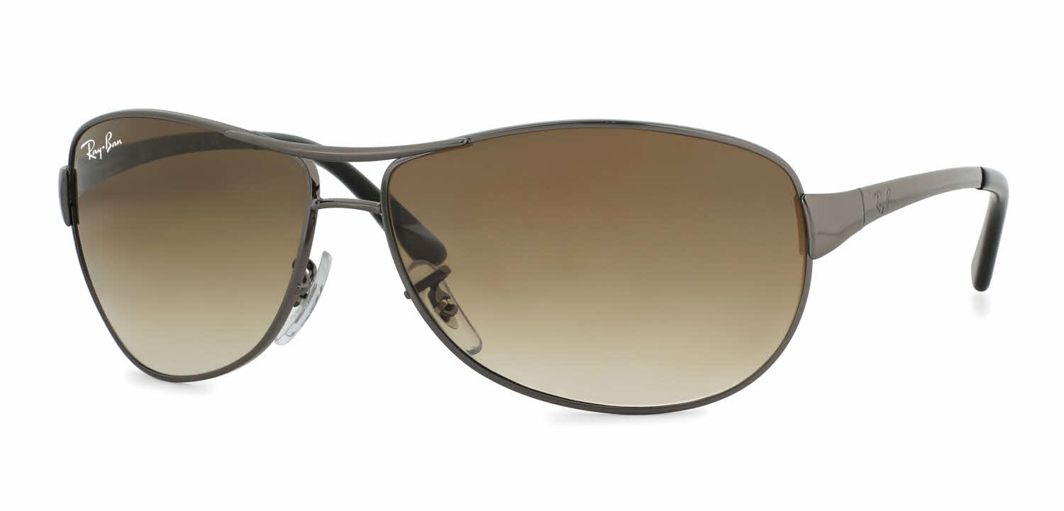 Ray-Ban RB3342 - Warrior Sunglasses