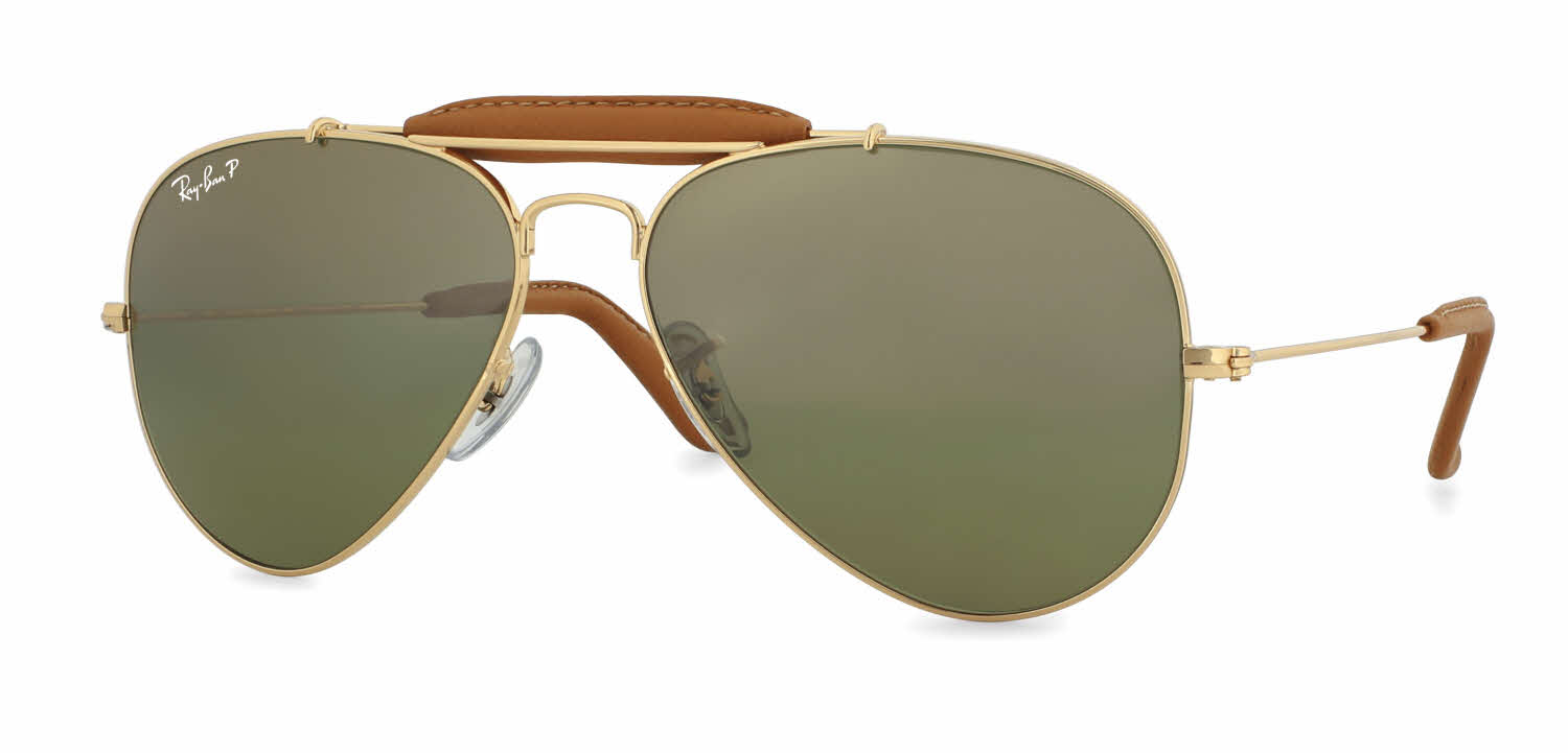 Ray Ban Rb3422q Aviator Craft Sunglasses Free Shipping
