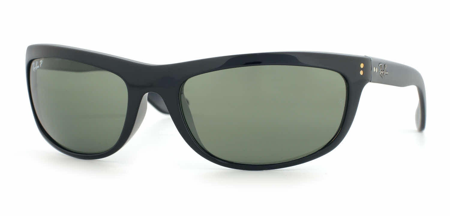 Rayban Sunglasses For Men  ray ban rb4089 balorama men in black sunglasses