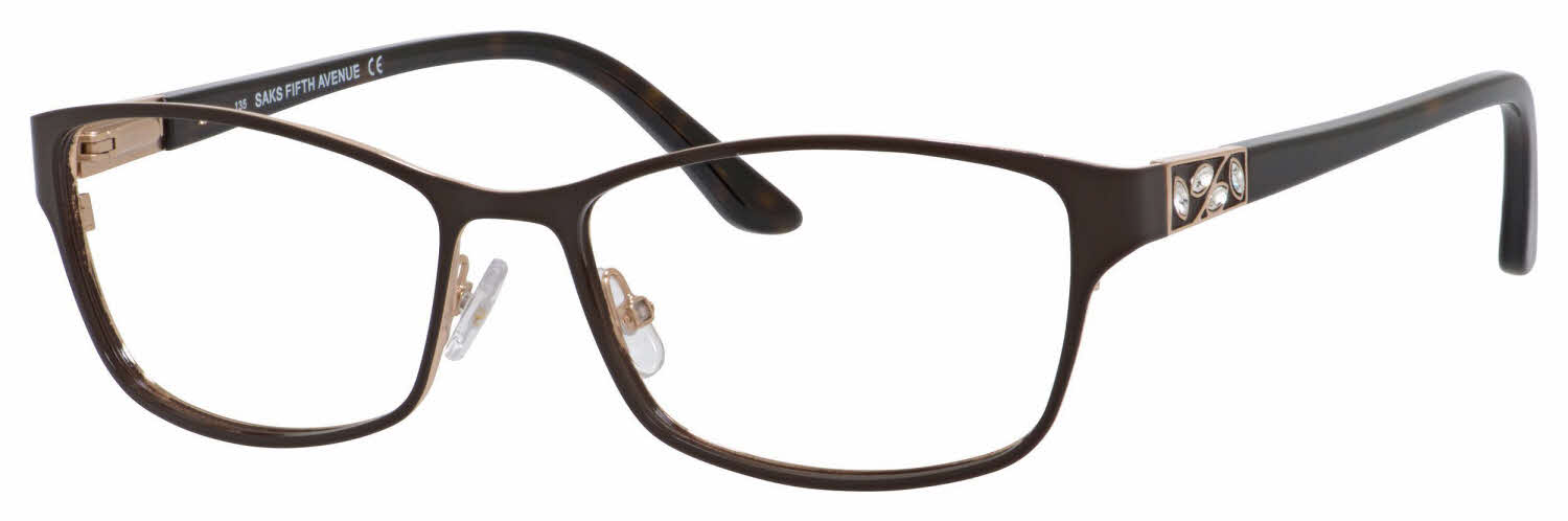 Saks Fifth Avenue Saks Fifth A 301 Eyeglasses