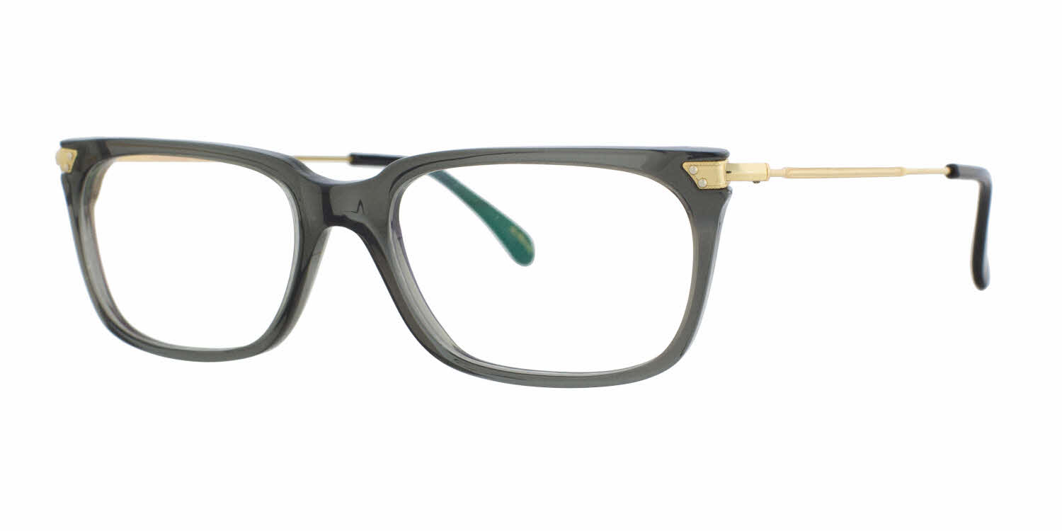 Savile Row 18Kt Combination Alfred Eyeglasses