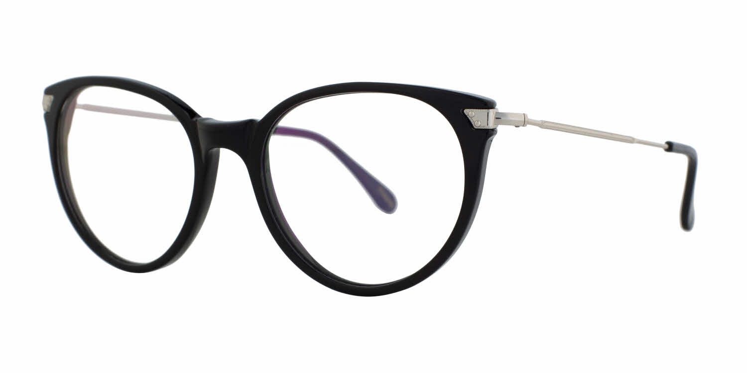 Savile Row 18Kt Contemporary Collection Victoria Eyeglasses