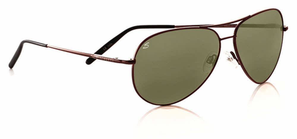 Serengeti Medium Aviator Prescription Sunglasses