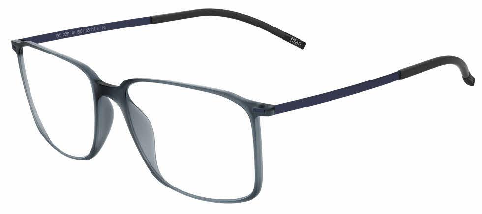 Silhouette 2891 Urban Lite Fullrim Eyeglasses Free Shipping