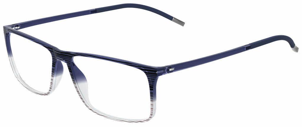 Silhouette 2892 SPX Illusion Fullrim Eyeglasses in Black -  Silhouette eyeglasses