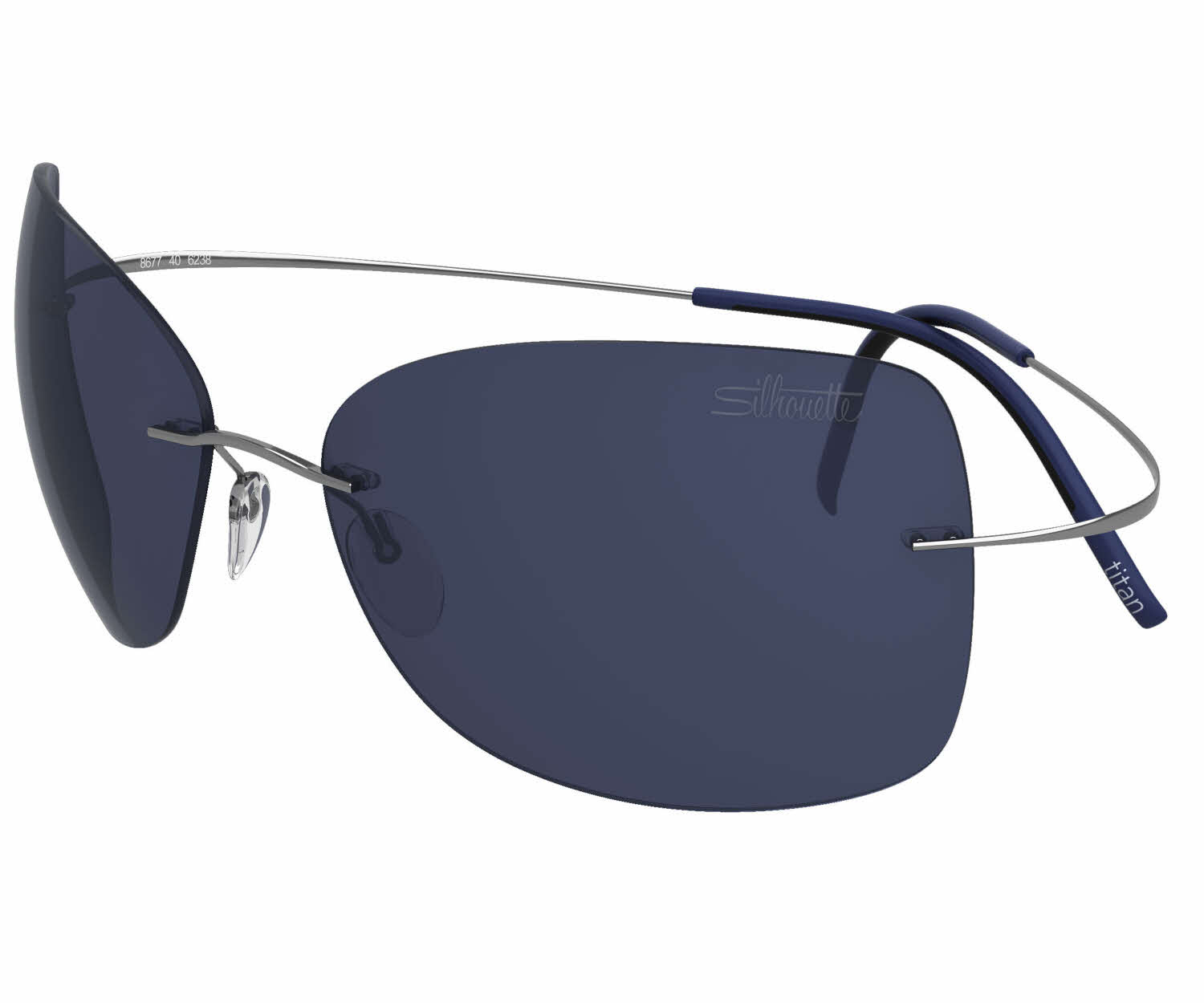 Silhouette TMA Ultra Thin 8147 Sunglasses