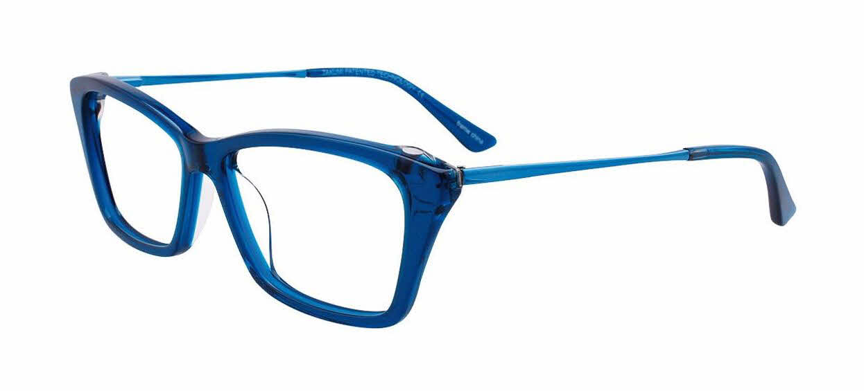 Takumi TK1016-With Magnetic Clip on Lens Eyeglasses