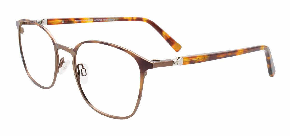 Takumi TK1135 With Magnetic Clip-On Lens Eyeglasses