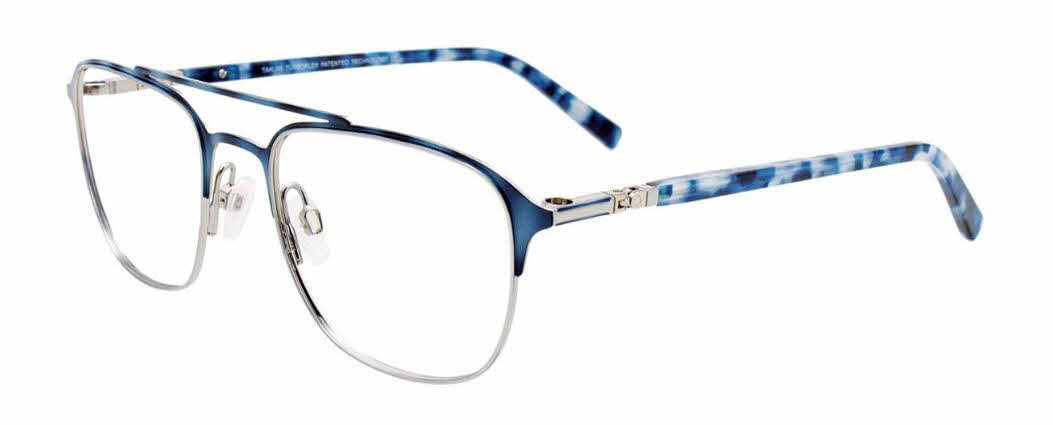Takumi TK1151 With Magnetic Clip-On Lens Eyeglasses