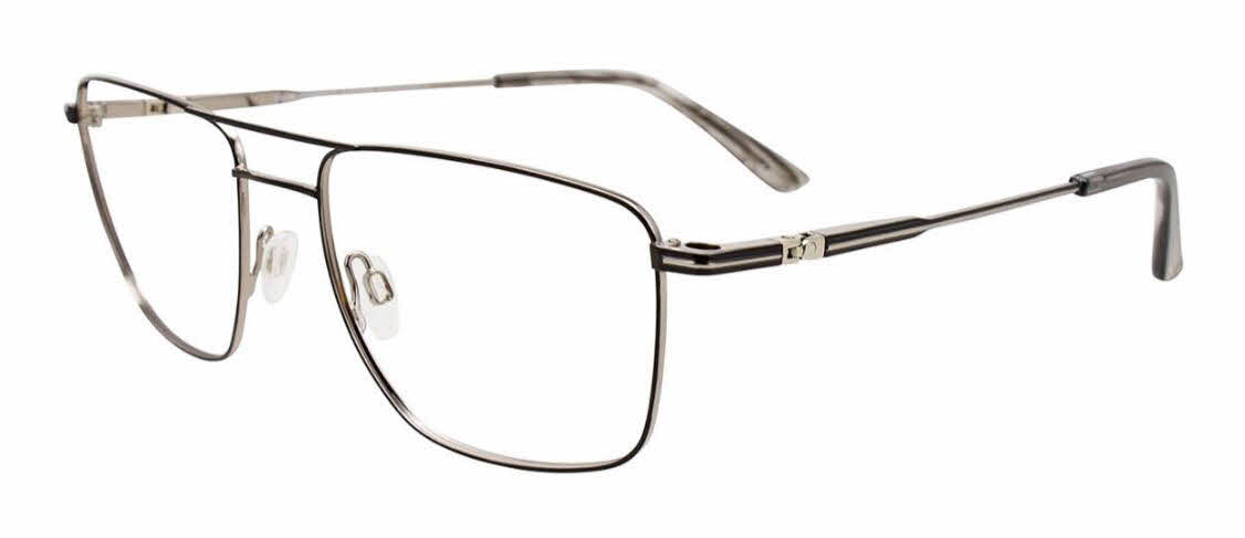 Takumi TK1167 With Magnetic Clip-On Lens Eyeglasses