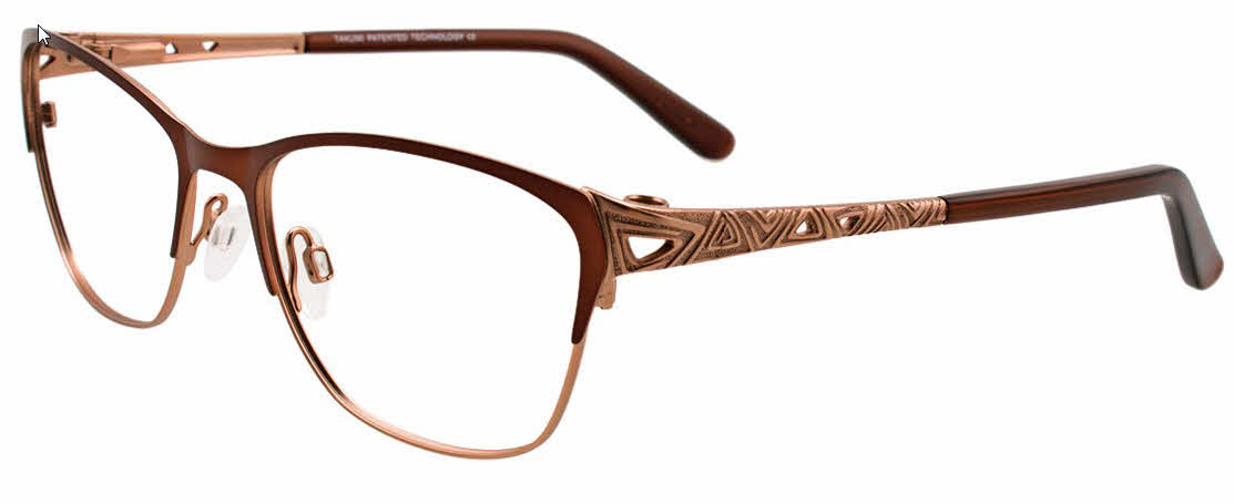 Takumi TK1004 With Magnetic Clip-On Lens Eyeglasses