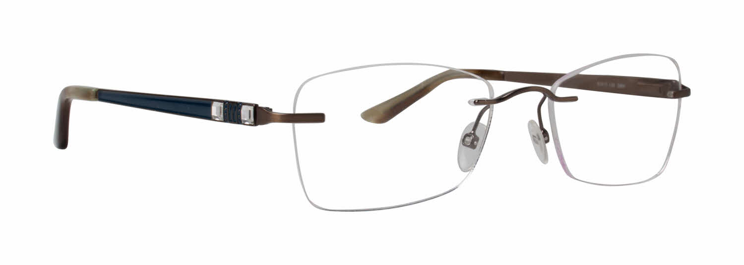 Totally Rimless TR 197 Eyeglasses Free Shipping