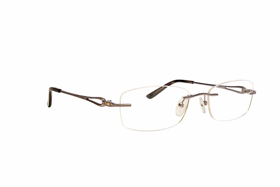 Totally Rimless TR 222 Eyeglasses Free Shipping