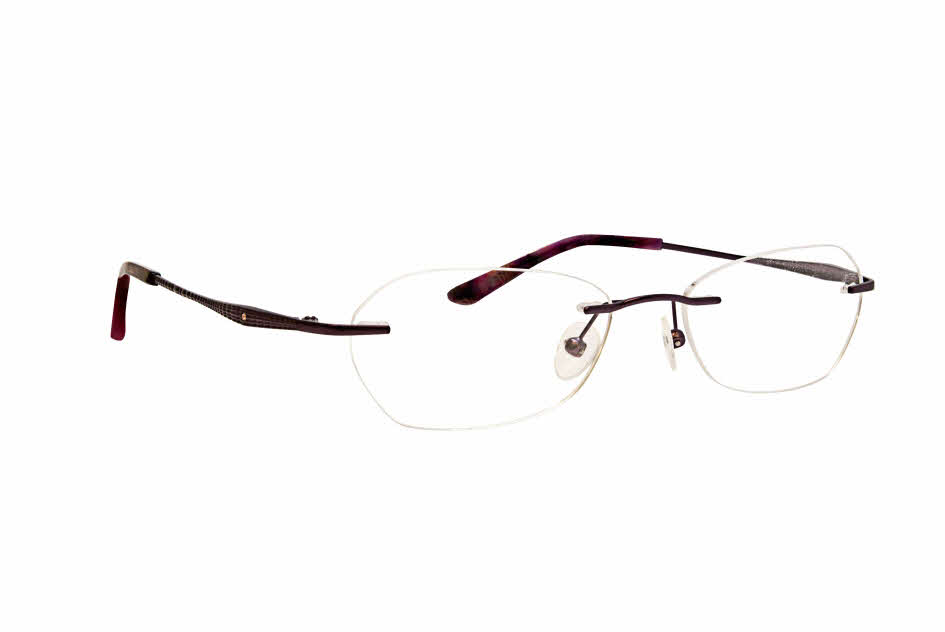 Frameless Eyeglasses Frames : Totally Rimless TR 224 Eyeglasses Free Shipping