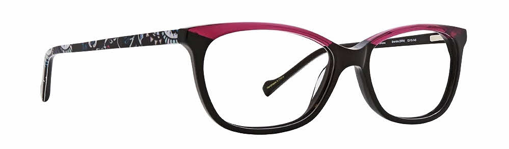 2ab264fba5 Vera Bradley Simone Eyeglasses in Black (10029266-1-10810616) photo
