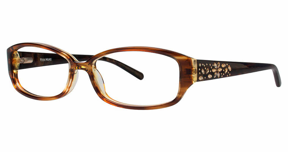 vera wang evadne eyeglasses free shipping