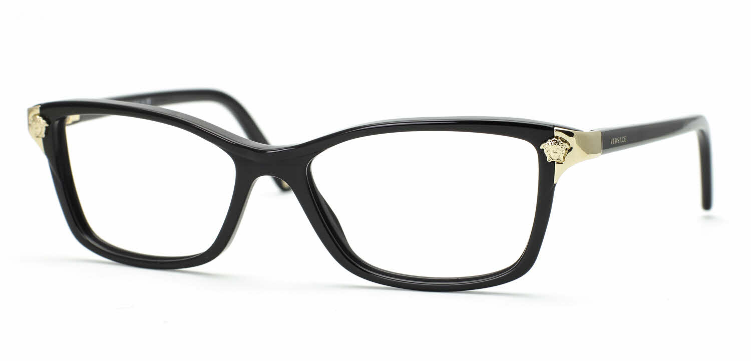 Eyeglass Frames By Versace : Versace VE3156 Eyeglasses Free Shipping