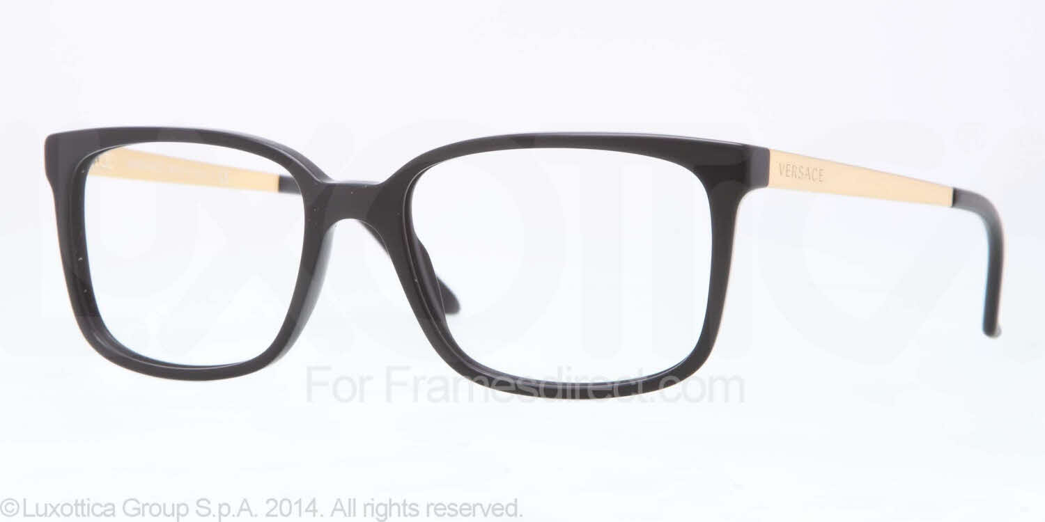 Glasses Frames Versace : Versace VE3182 Eyeglasses Free Shipping