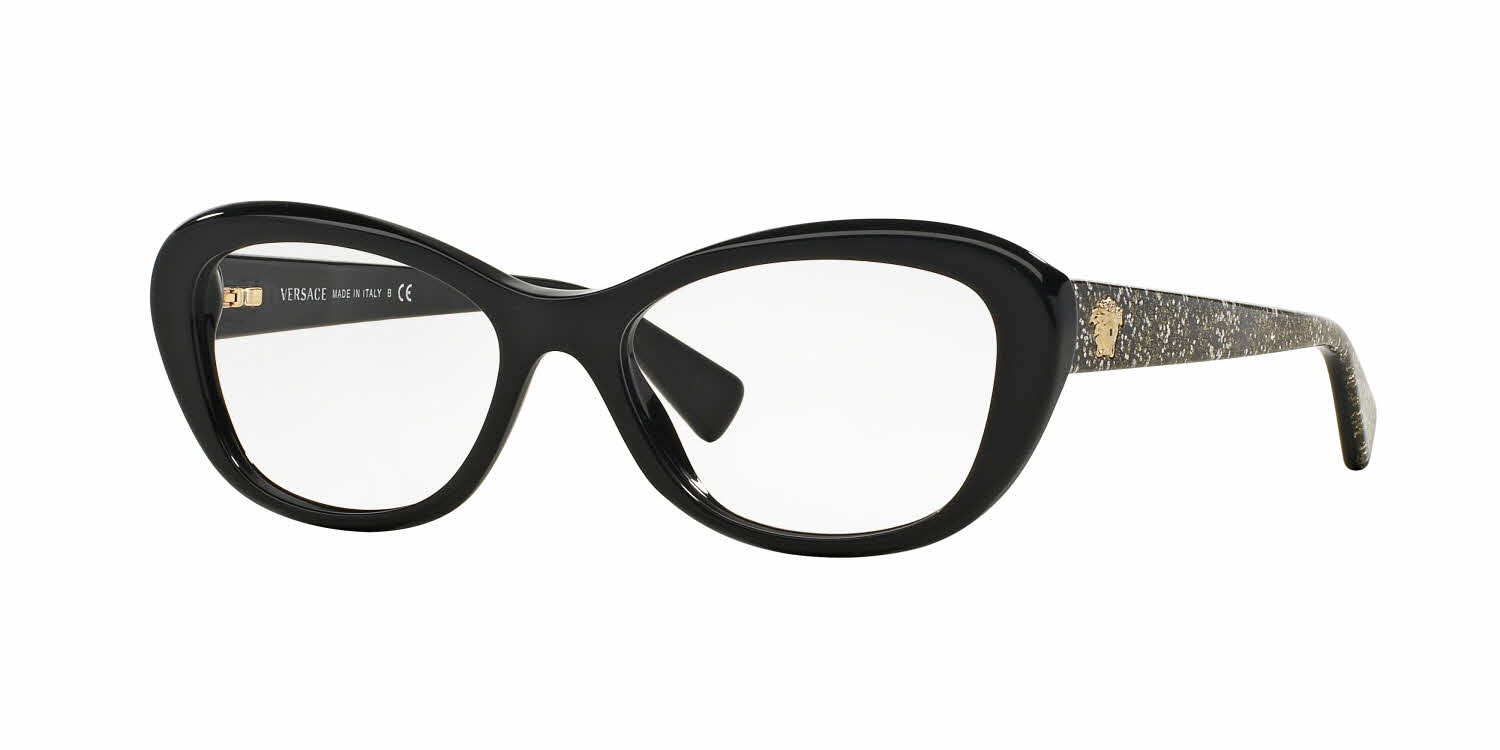 Glasses Frames Versace : Versace VE3216 Eyeglasses Free Shipping