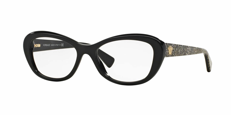 Glasses Frames Versace : Versace VE3216 Eyeglasses Free Shipping