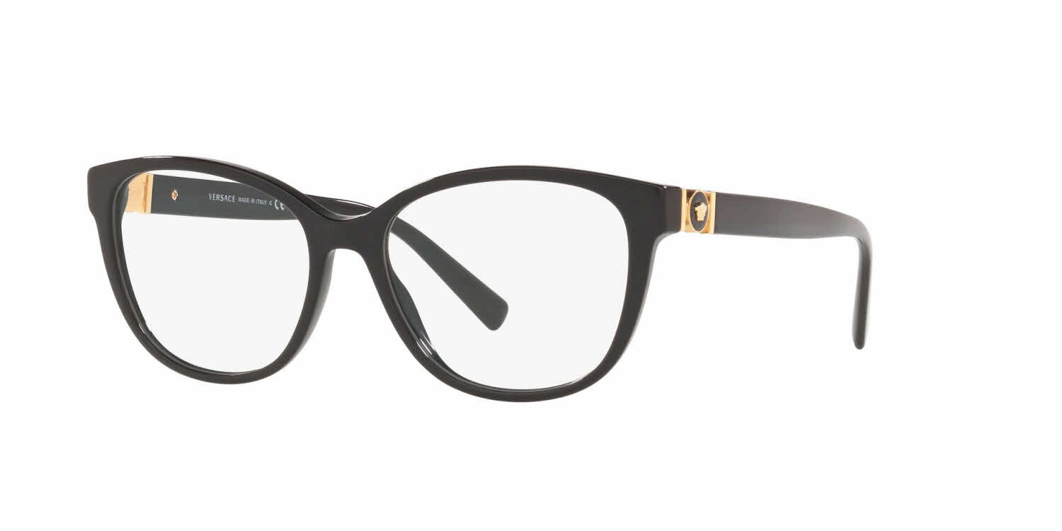 new images of closer at excellent quality Versace VE3273 Eyeglasses