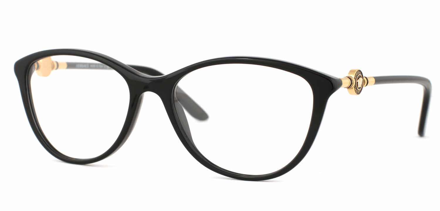 Eyeglass Frames By Versace : Versace VE3175 Eyeglasses Free Shipping