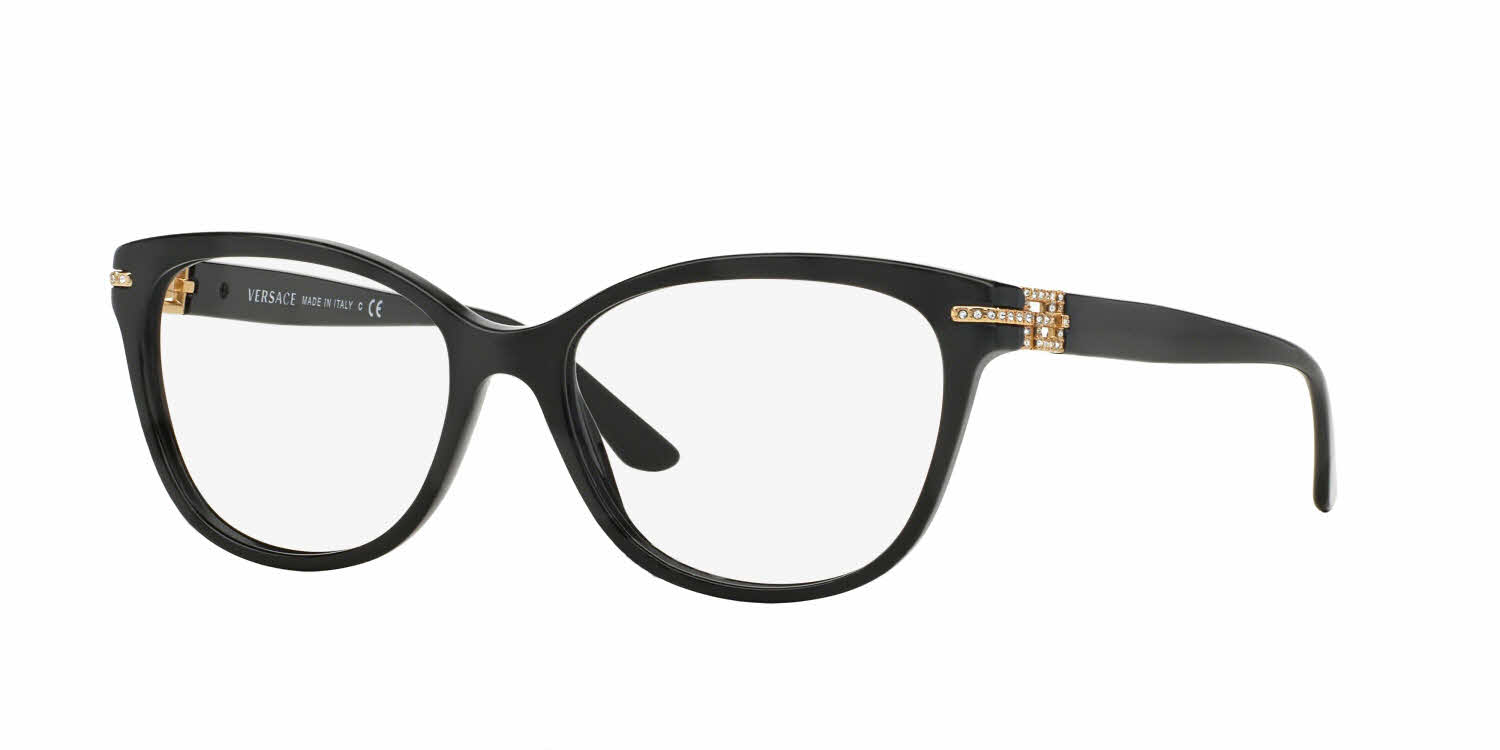 Versace VE3205BA - Alternate Fit Eyeglasses