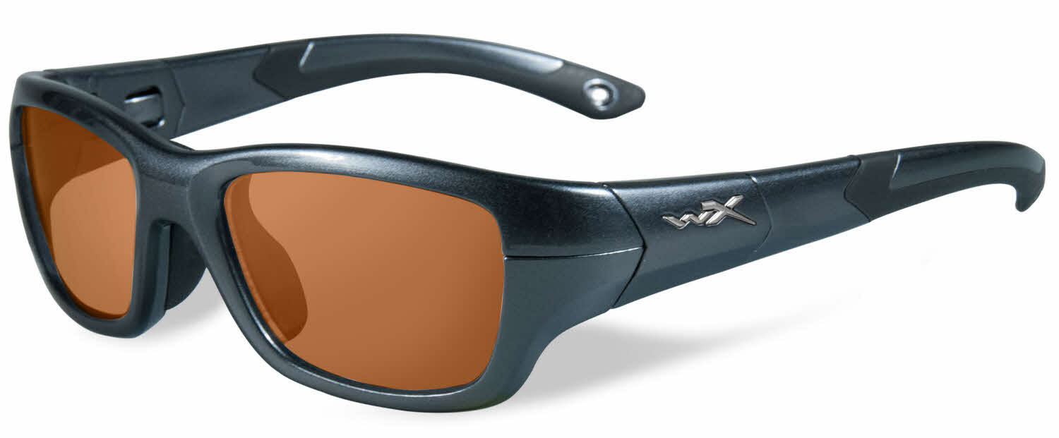 Wiley X Youth Force WX Flash Prescription Sunglasses
