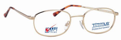 Titmus Eyeglasses FC 709 with Side Shields