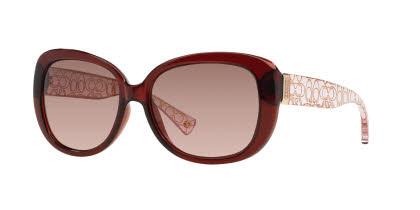 Coach HC8076 Sunglasses