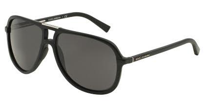 Dolce & Gabbana Sunglasses DG6092 - Rubber Evolution