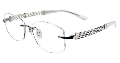Line Art Eyeglasses XL 2041