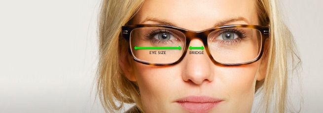 Eyeglass Frame Size Guide : How to Find Your Glasses Size: Perfect Fit with these Easy ...